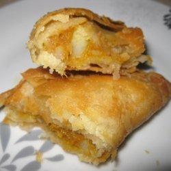 Potatoes Curry Puffs II
