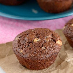 Double Raspberry Muffins