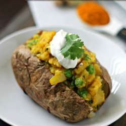Stuffed Baked Potatoes recipe