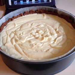 Easy-Peasy Cheesecake