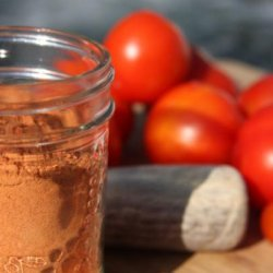 Tomato Powder - Dehydrator recipe