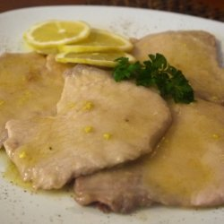 Veal Scaloppine recipe