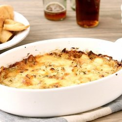 Artichoke and Cheese Dip