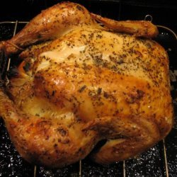 Perfect Roasted Chicken and Root Vegetables recipe