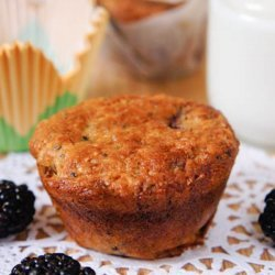 Blackberry Muffins