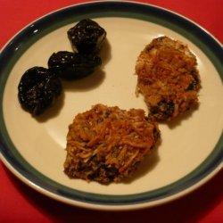 Gluten-Free Coconut Prune Cookies