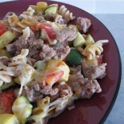 Cheesy Zucchini Casserole