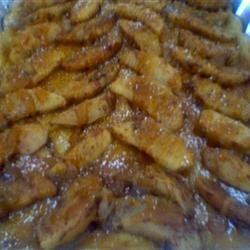 Caramel Apple Cookie Dessert