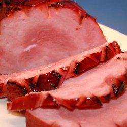 Honey-Glazed Ham