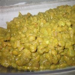 Pakistani Lentil Curry