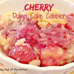 Dump Cake (Cobbler)
