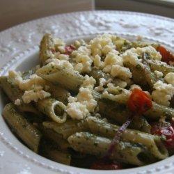 Cilantro-Parsley Pesto