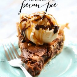 Caramel-Chocolate Pecan Pie