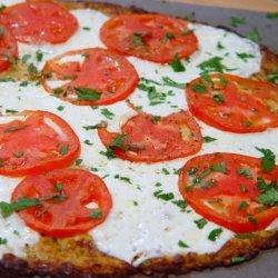 Cauliflower Crust Pizza.....you Won't Believe It!