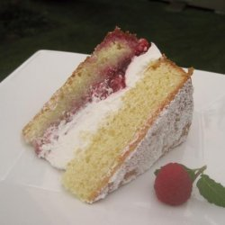 Victoria Sponge (Cake) recipe