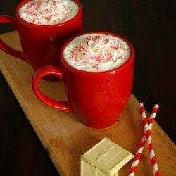 Hot Vanilla (White Hot  chocolate )