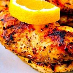 My Big Fat Greek Grilled Chicken