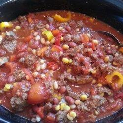 Crock Pot Venison Chili