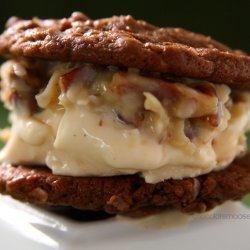 Chocolate Ice-Cream Sandwiches