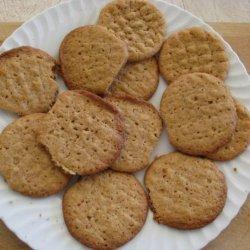 Vegan Peanut Butter Cookies!