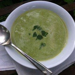 Thai Avocado Soup