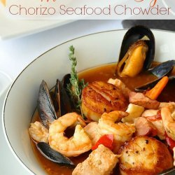 Seafood & Vegetable Chowder
