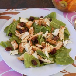 Fall Apple Chicken Salad With Maple Mustard Vinaigrette