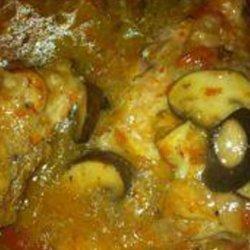 Italian Chicken and Dumplings