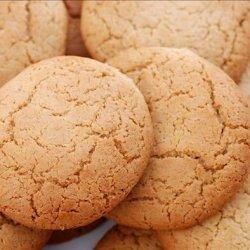Belgian Cinnamon Cookies