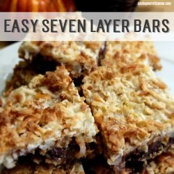 El's Seven Layer Cookies
