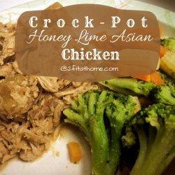 Crock Pot Asian Chicken