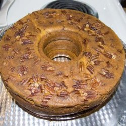 Ryan's Triple P Rum Cake - Easy