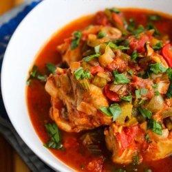 Creole Chicken Stew
