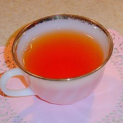 Soothing Orange Spiced Tea recipe