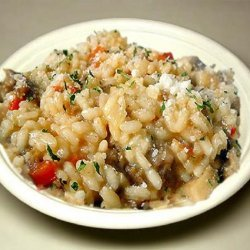 Sausage and Vegetable Risotto