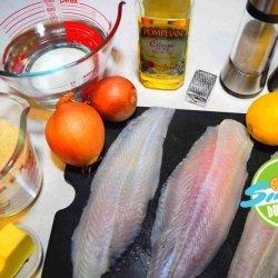 Garlic Catfish Fillets