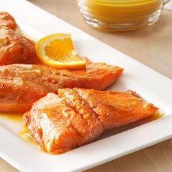 Balsamic Orange Salmon