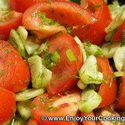 Tomato Summer Salad