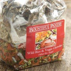 Wild Rice Soup Mix & Soup
