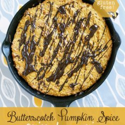 Gluten-Free Butterscotch Cookies