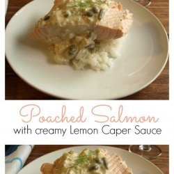 Creamy Caper and Lemon Sauce