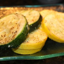 Simple Squash and Zucchini
