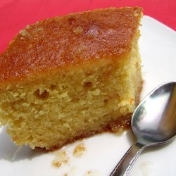 Revani (Greek Semolina Cake)