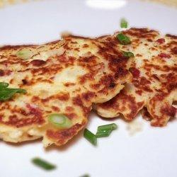 Potato and Corn Pancakes