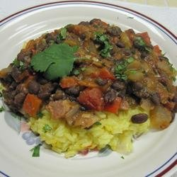 Emilia's Cuban Black Beans recipe