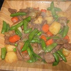 Nikujaga (Japanese-style meat and potatoes) recipe