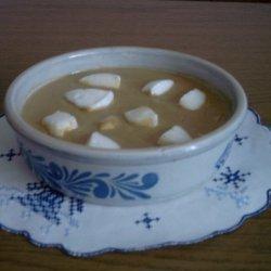 Beer Soup (Biersuppe)