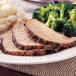 Pork Roast With The World's Best Pork Loin Rub
