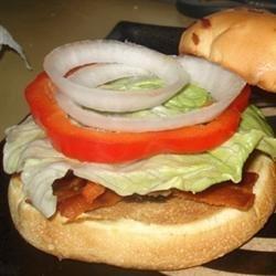 Bistro Onion Burgers recipe