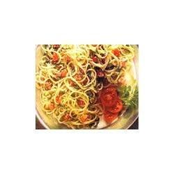 Spaghetti Florentine recipe